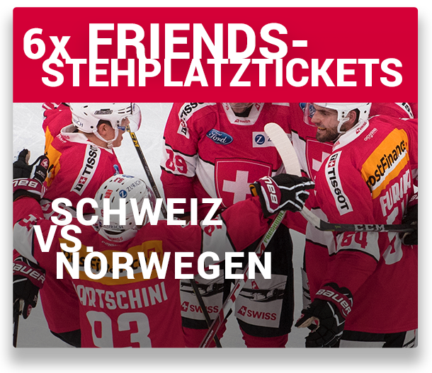 Friends-Stehplatztickets